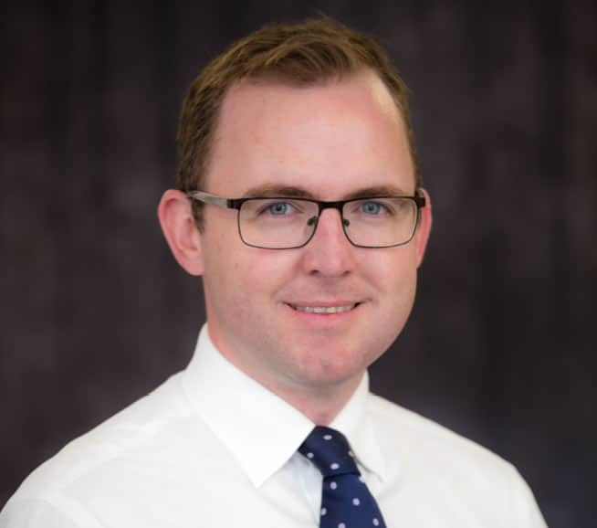 Tom Gardiner - Senior Associate - Fisher Dore Lawyers
